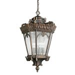 Elstead Tournai KL/TOURNAI8/M  Medium Chain Lantern